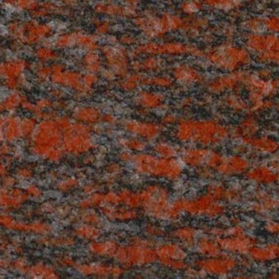 Granito Rosso India Perla