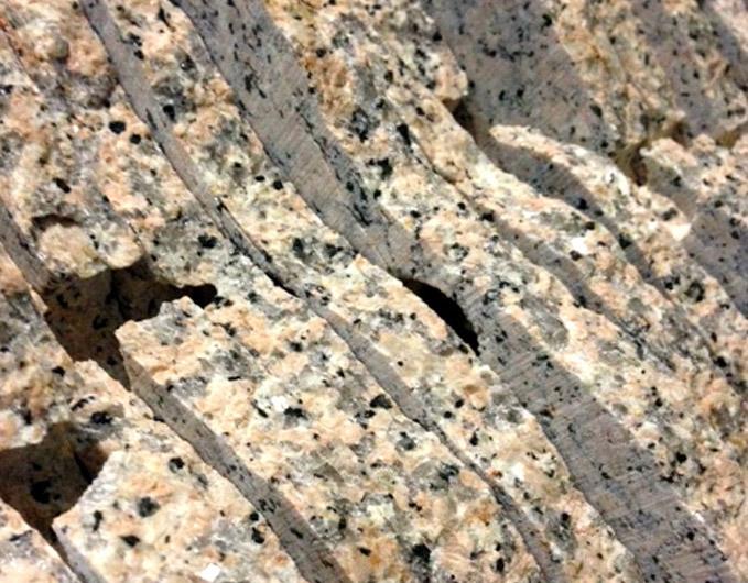 Blocchi di Granito Grani-Mar